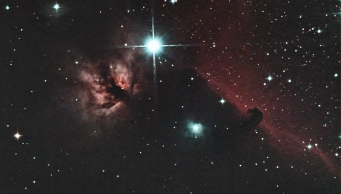 Horsehead - 3hrs6min - starting over