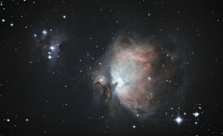 5hrs of selective data on M42